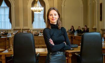 J. Govinapalieka Lietuvos banką
