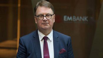 "E. Preikša eis ""EMBank"" rizikos vadovo pareigas"