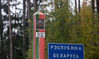VSAT įtaria Baltarusijos pareigūną neteisėtai kirtus sieną, per parą apgręžė 149 migrantus