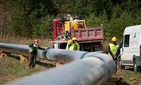 Sujungti Lietuvos ir Lenkijos dujotiekiai