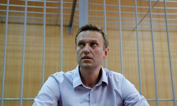 Sacharovo premija paskirta A. Navalnui