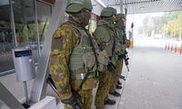 Pasienyje gali būti iki 7.000 nelegalių migrantų, Lietuva stiprina apsaugą
