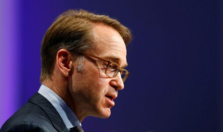 Vokietijos centrinio banko vadovas traukiasi iš pareigų