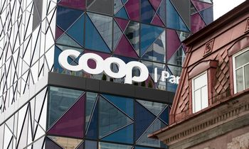 """""""Coop Pank"""" uždirbo2 kartus daugiau pelno nei prieš metus"""