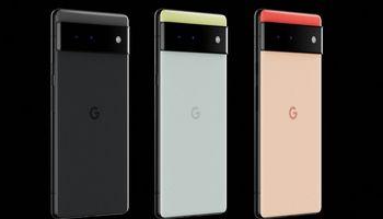 """""""Google"""" pristatė """"Pixel 6""""telefonus su naujais procesoriais"""