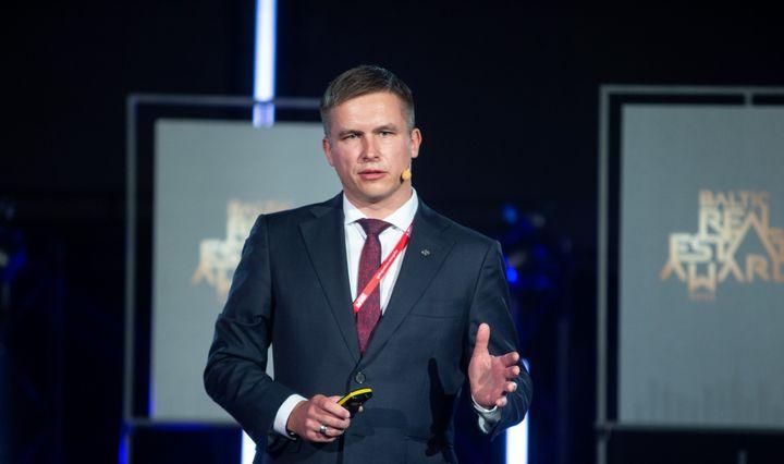 """""""Galio Group"""" Klaipėdoje pradėjo parduotuvės """"Decathlon"""" statybas"""