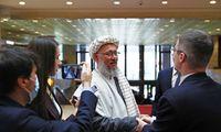 Rusija rengia derybas su Talibanu