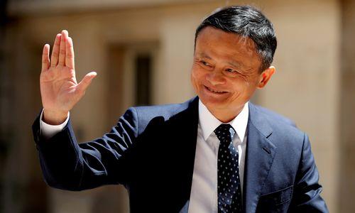 """Po J. Makelionės įEuropą – """"Alibaba"""" akcijų šoktelėjimas"""
