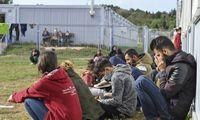 Vokietija ir Lenkija dėl nelegalių migrantų stiprina sienų apsaugą