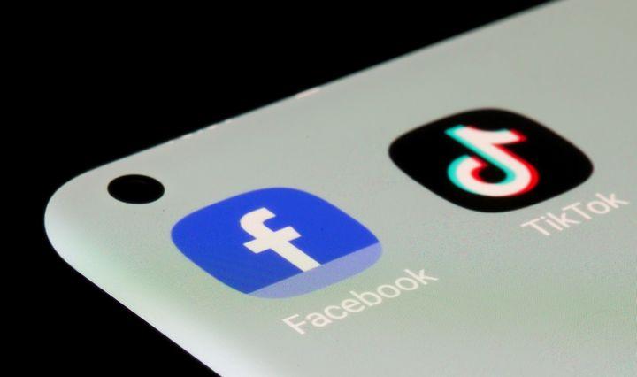 """Socialinių tinklų milžinų kova: """"TikTok"""" ir """"Snapchat"""" prieš senbuvius"""
