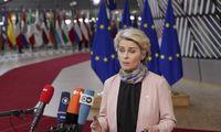 U. von der Leyen: ES duos stiprų atsaką į Minsko veiksmus dėl nelegalios migracijos