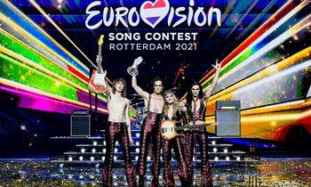 """2022-ųjų """"Eurovizijoje"""" varžysis 41 valstybė"""