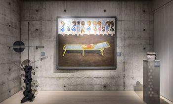 """Lietuvos meno pažinimo centre """"Tartle"""" paroda apie meną nelaisvėje: ką netikėto galima atrasti sovietmečio dailėje?"""