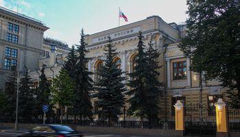 Rusijos centrinis bankas šeštą kartą iš eilės padidino palūkanų normą
