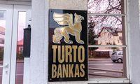 Turto bankas pirmąjį pusmetį uždirbo beveik 1,5 mln. Eur pelno