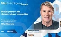"""Šių metų """"Dell Technologies Forum"""" įkvėpimas – technologijos, kurios į verslą ateina iš F-1 lenktynių"""