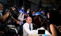 Prancūziškasis D. Trumpas maišo kortas artėjančiuose šalies prezidento rinkimuose