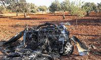 """JAV dronas šiaurės vakarų Sirijoje nukovė """"al Qaeda"""" vadeivą"""