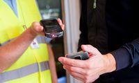 Policija vykdė galimybių paso tikrinimo akciją, nustatyta pažeidėjų