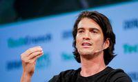 """Proga švęsti: """"WeWork"""" debiutas biržoje jos įkūrėją grąžino į milijardierių sąrašą"""
