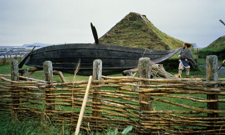 Mokslas: vikingai atrado Ameriką anksčiau, nei Kolumbas