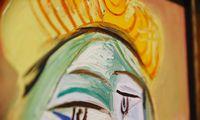 Picasso šedevrai aukcioneparduoti už110 mln. USD