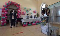 Uzbekistane vyksta prezidento rinkimai