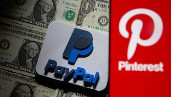 """""""PayPal"""" derasi dėl """"Pinterest"""" įsigijimo už 45 mlrd. USD"""