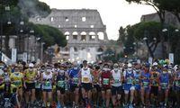 Euforijos spąstuose: kodėl žmonės bėga maratoną