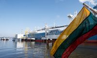 Klaipėdoje laukiama didelio dujų krovinio iš Trinidado ir Tobago