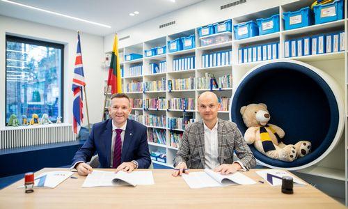 Vilniaus inovacijų pramonės parkeiškils mokyklos kompleksas už 6 mln. Eur
