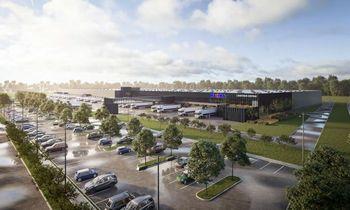 """""""Maxima LT"""" sostinės Paneriuose ketina statyti didelį sandėlį"""