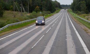 M. Skuodis: Vilniaus–Utenos kelio rekonstrukcija bus tęsiama 2023 metais