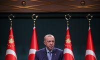 Turkijos prezidentas nebegrasina išsiųsti 10 Vakarų ambasadorių