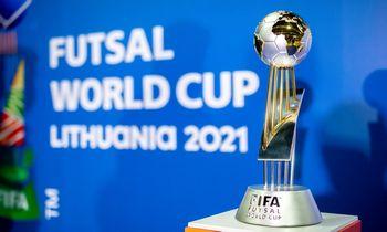 FIFA pasaulio salės futbolo čempionatas 2021 garsino Lietuvos vardą pasaulyje