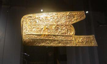 V. Zelenskis apie teismo sprendimą: pirma– skitų auksas, paskui– Krymas