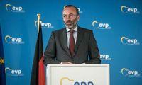 Didžiausioji EP partija ragina ES finansuoti užtvarų statybą pasienyje