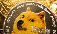 """Rinkos virškina bendrovių rezultatus, """"Dogecoin"""" vejasi jo """"žudikė"""""""