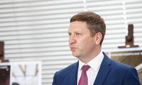 Kultūros ministerija nutraukė sutartį dėl ministro kabineto baldų įsigijimo