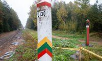 Pasieniečiai iš Baltarusijos neįleido per 100 migrantų, vienas priimtas
