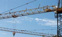 Statybos Latvijoje per metus brango 9%