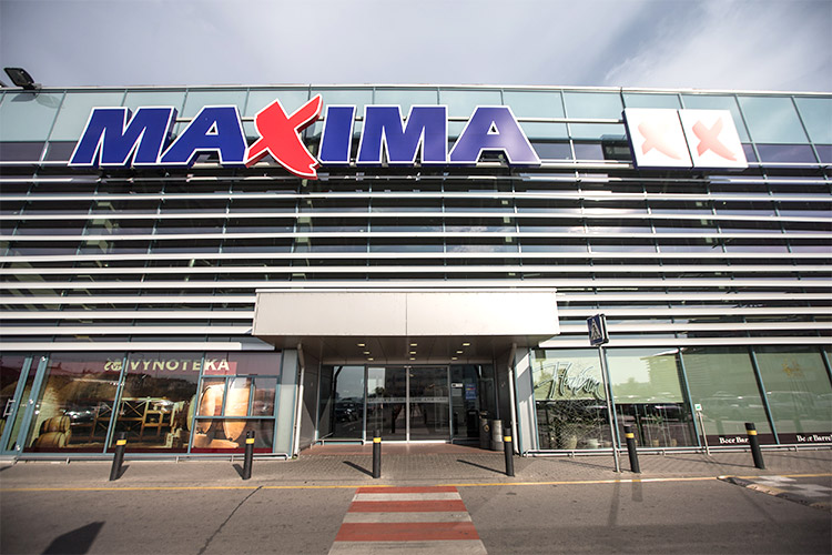 """""""Maxima"""": prekybos tinklas, mažmeninė prekyba, maisto prekės"""