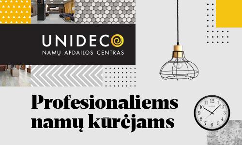 Profesionaliems namų kūrėjams