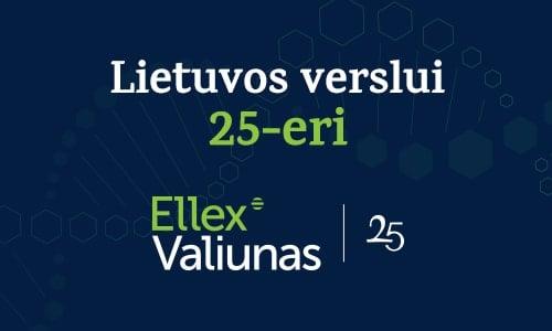 Lietuvos verslui 25-eri
