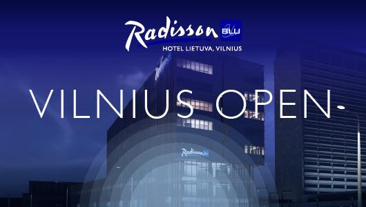Vilnius Open Radisson Blu