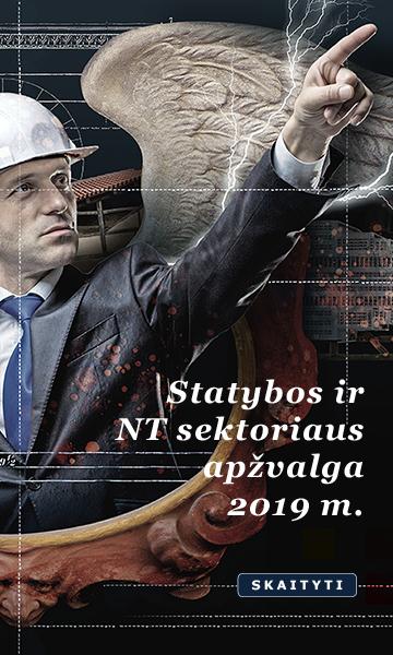 Sektorių apžvalgos 2019 m.